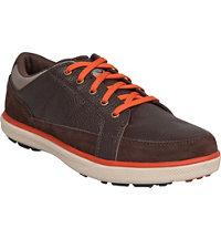 Men's Del Mar Sport Golf Shoe - Brown/Brown