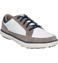 Men's Del Mar Sport Golf Shoe - White/Grey/Navy
