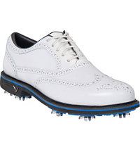 Men's Apex Tour Golf Shoe - White/White