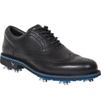 Men's Apex Tour Golf Shoe - Black/Black