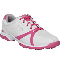 Women's Cirrus Golf Shoe - White/Pink