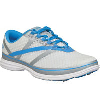 Women's Solaire SE Golf Shoe - White/Silver/Blue