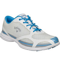 Women's Solaire Golf Shoe - White/Blue