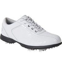 Women's Halo Pro Golf Shoe - White/Leopard