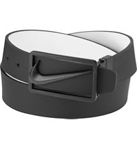Men's Swoosh Cutout Reversible Belt