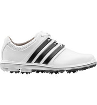 Men's Pure360 LTD Spiked Golf Shoes - Blk/Wht/Sil