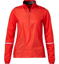 Women's Windproof Half-Zip Pullover