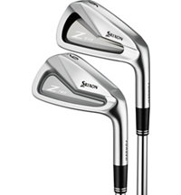 Z545/Z745 4-PW Iron Set with Steel Shafts