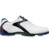 Men's Hydrolite Spiked Golf Shoes - White/Black/Blue (FJ# 50031)