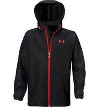 Boy's Front 9 Wind Water Jacket