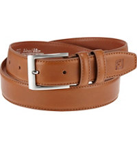 Men's Leather Buckle Belt