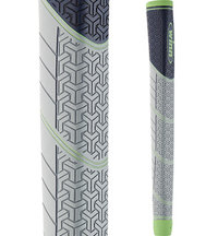 Excel Pistol Midsize Putter Grip - Navy/Grey