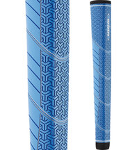 Jumbo Pistol Putter Grip - Blue