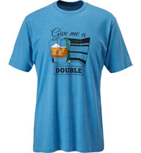 Men's Give Me A Double T-Shirt