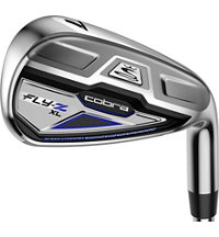 Fly-Z XL 4-PW,GW Iron Set with Steel Shafts