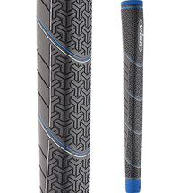 Excel Pistol Midsize Putter Grip - Dark Grey/Blue