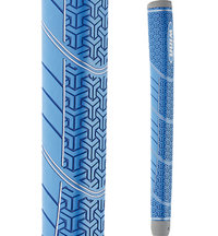 Medallist Pistol Putter Grip - Blue/Grey