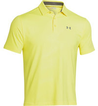 Men's Playoff Rattled Emboss Short Sleeve Polo