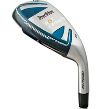 Lady Hot Launch 5-PW,SW Hybrid Iron Set with Graphite Shafts