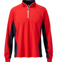 Men's Half-Zip Performance Jersey Pullover