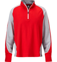 Men's Performance Sport Half-Zip Pullover
