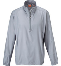 Men's Half-Zip Wind Jacket