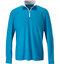 Men's Golf Tech Quarter-Zip Pullover