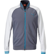 Men's Golf Track Jacket