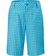 Men's GT Plaid Tech Shorts