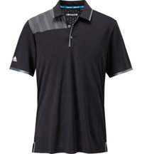 Men's ClimaChill Bonded Print Short Sleeve Polo