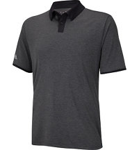 Men's climachill Heather Short Sleeve Polo