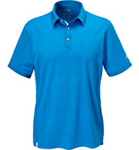 Men's ClimaCool Grid Repeat Short Sleeve Polo