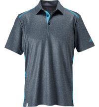 Men's ClimaCool Digital Print Short Sleeve Polo
