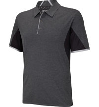 Men's climachill Energy Motion Bonded Heather Short Sleeve Polo
