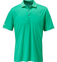 Men's ClimaChill Solid Short Sleeve Polo
