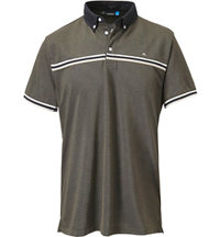 Men's Rob Hybrid Pique Short Sleeve Polo