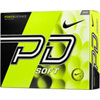 NIKE Personalized Power Distance Soft Yellow Golf Balls