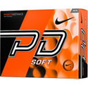 Nike Personalized Power Distance Soft Orange Golf Balls