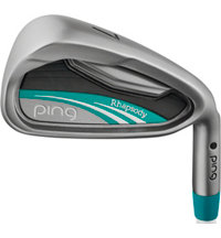 Lady Rhapsody Individual Iron with Graphite Shaft