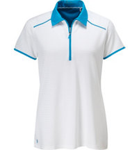 Women's Charm Short Sleeve Polo