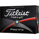 Titleist Pro V1x High Numbered Golf Balls
