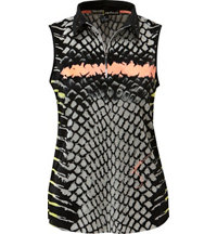 Women's Snake Crunch Sleeveless Polo