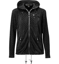 Women's Dippin Dot Long Sleeve Jacket