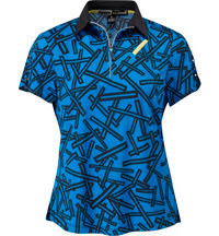 Women's Chopstix Short Sleeve Polo