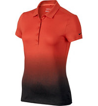 Women's Fade Short Sleeve Polo