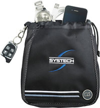Logo Tour Deluxe Valuables Pouch