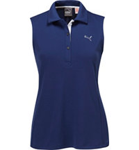 Women's Tech Sleeveless Polo