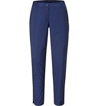 Women's Dot Print Pants