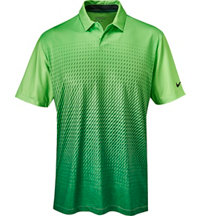 Men's Mobility Fade Print Short Sleeve Polo