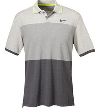 Men's Transition Block Short Sleeve Polo